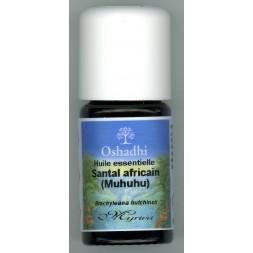 Santal africain (Muhuhu) - Brachyleana hutchinsii / Sauvage - huile essentielle