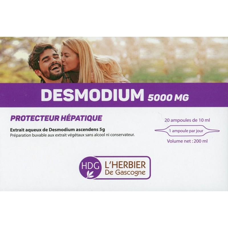 DESMODIUM + 5000 mg Ampoules