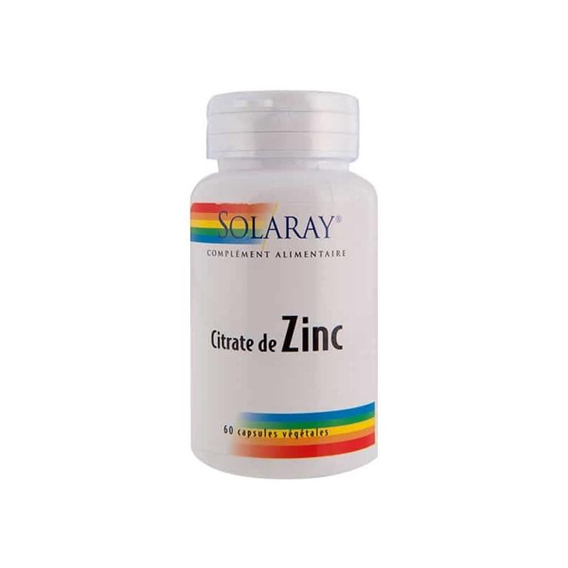 Zinc 15 mg 60 Caps