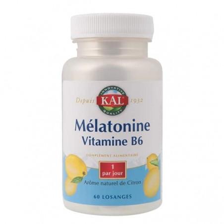 Mélatonine Vitamine B6