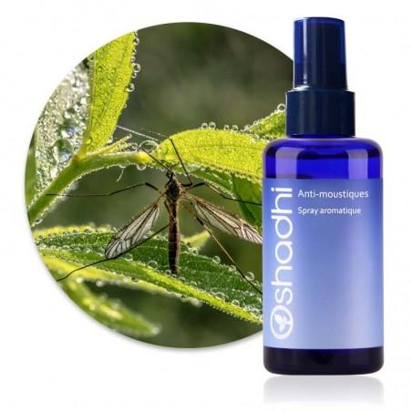 Spray aromatique, Anti-moustiques