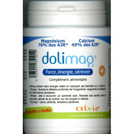 Dolimag  en Rupture fabricant !  l'alternative par Robert MASSON, DOLONATURE