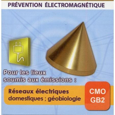 CMO-GB2 PROTECTION POUR L'HABITAT GEOBIOLOGIE/RESEAU ELECTRICITE