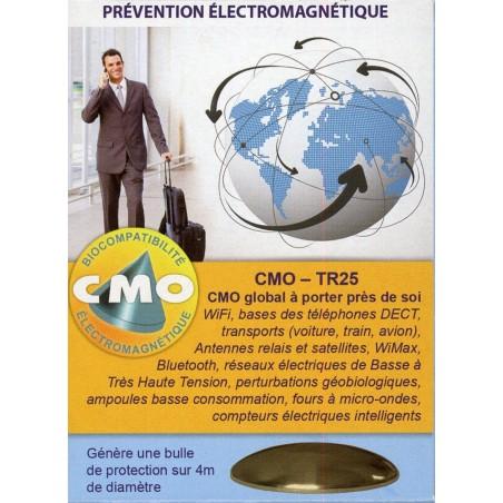 CMO TR25 Global à porter près de soi