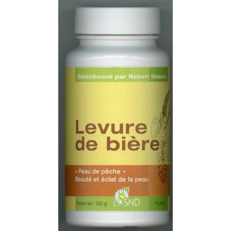 LEVURE DE BIERE revivifiable 80 gr