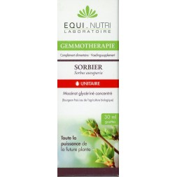Sorbier bourgeons Bio 30 ml