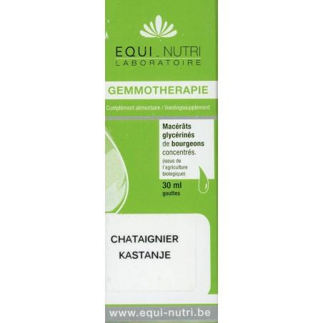 Chataignier bourgeons bio