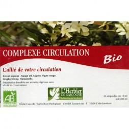 Circulation complexe bio (en rupture fabriquant)